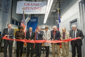 McNair Ribbon-Cutting