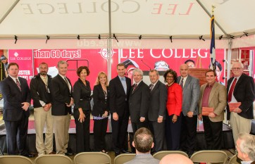 Lee College Liberty Education Center 05/02/16. (Photos by ©Kim Christensen)