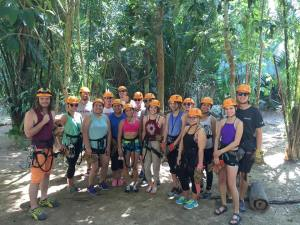 Lee College Study Abroad in Belize