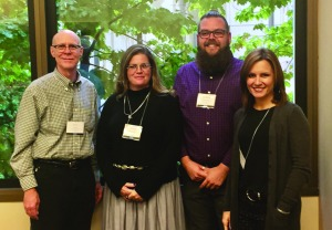 Honors Program presents at national conference