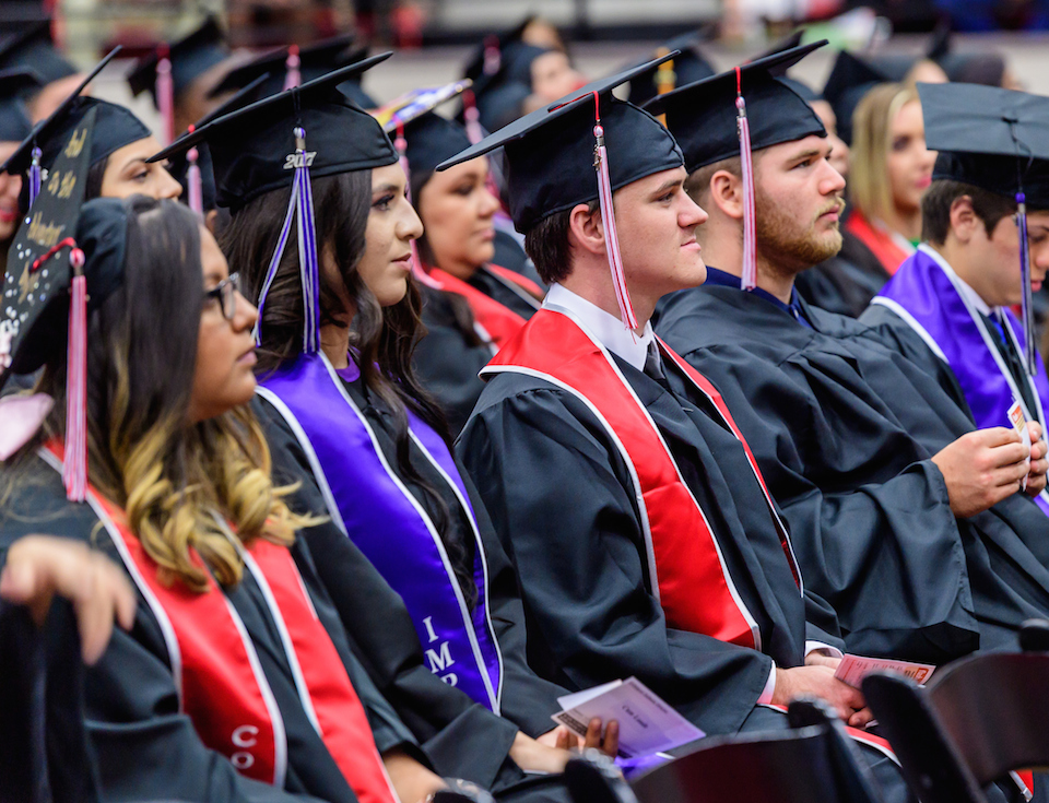 commencement | News from Lee College