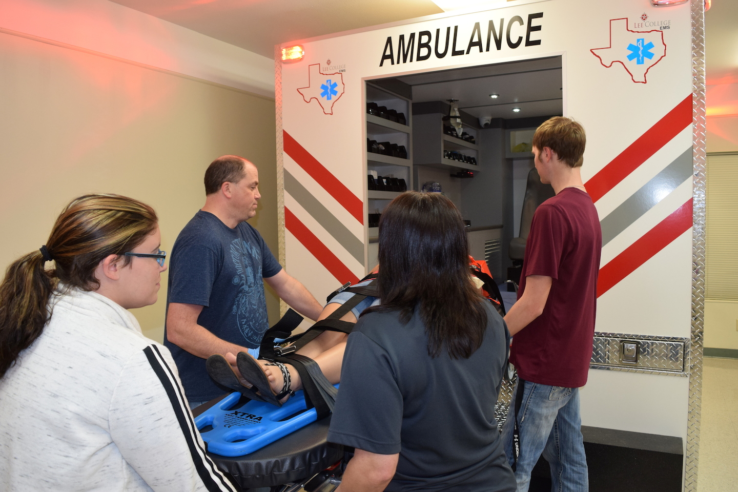 Lee Enrolling Students In Emt Courses Coming To Baytown In July