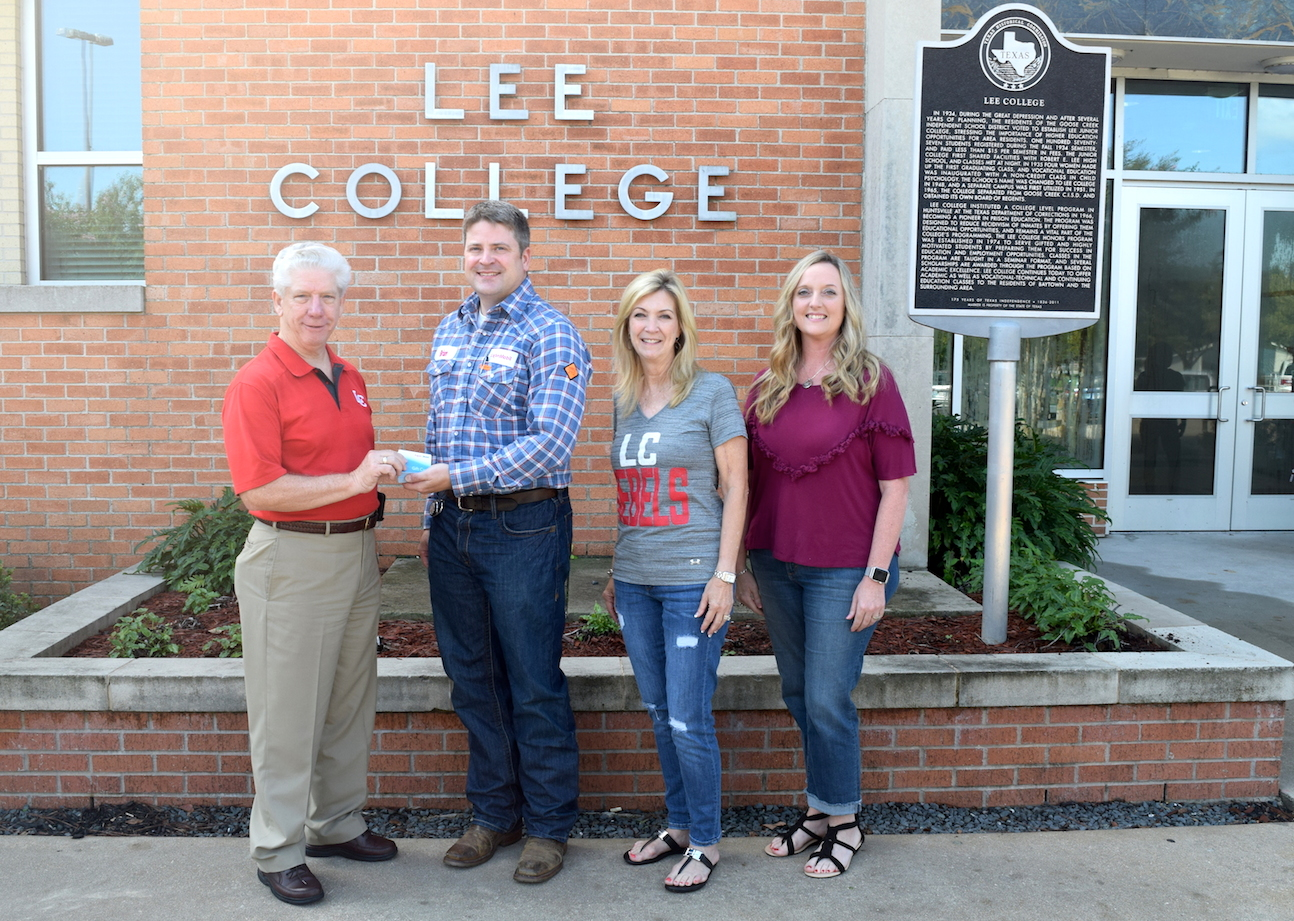 exxonmobil | News from Lee College