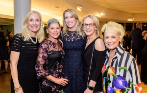 Suzanne Heinrich, Diane Englert, Lauren Williams, Kelly Regian and Judy Wheat